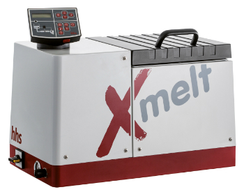 An Xmelt melting device from Baumer hhs