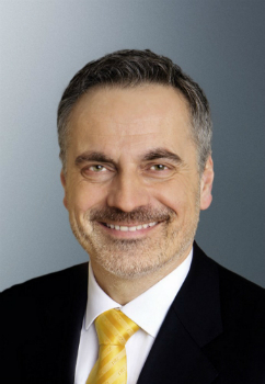 Christian Erles, new VP sales international at Pilz (photo: Pilz)