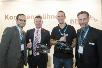 InPrint 2017 will once again honour product innovations in the industrial print field (photo: Mack Brooks Exhibitions)