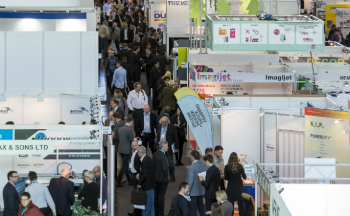 Impressions from InPrint 2015 (photo: Mack Brooks Exhibitions)