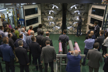 Impressions from Flexo Innovation Day (photo: Comexi)