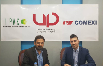 Comexi extends its presence in Pakistan (photo: Comexi)