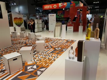 Impressions from Print4All 2018 (photo: C2 Magazines)