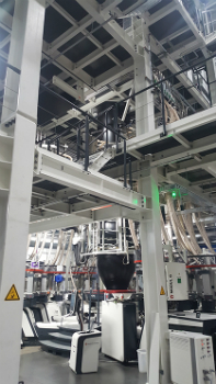 Infiana has further invested into its extrusion competence (photo: Infiana)