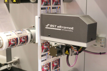 The digital web monitoring system POWERScope 5000 offers greatly improved image quality compared to the previous solutions (photo: BST eltromat)