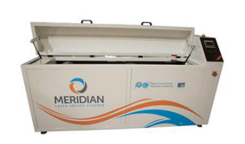 The laser anilox cleaner Meridian (photo: PCMC)