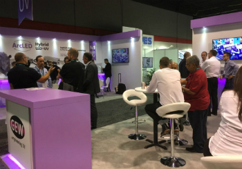 GEW looks back at a successful Labelexpo Americas (photo: GEW)