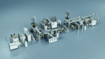 The SML triplex line for aseptic packaging (photo: SML)