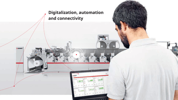 Through digitalisation, the entire production chain will become more transparent, agile and flexible.