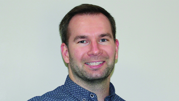 Rich Kanarski, new manager – technical product management at Davis-Standard.