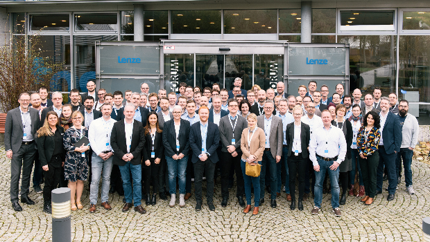 Meeting of digitisation experts at Lenze – networking and exchange of experience.
