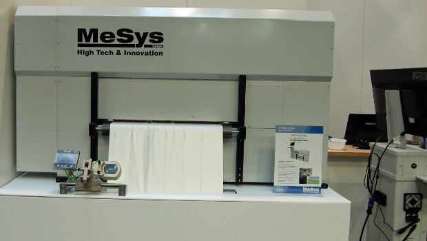 The exhibited USMX 200 Array offers a product coverage of 100%.