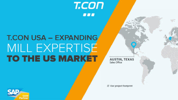 T.CON expands its expertise to the US market.