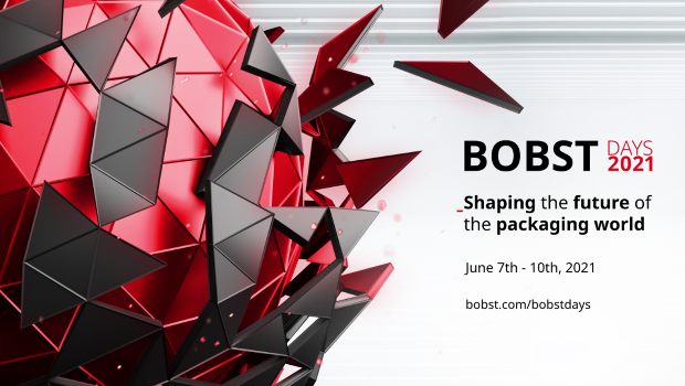 The BOBST DAYS 2021 offer a highly flexible, virtual event concept.
