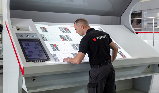 Digital Inspection Table