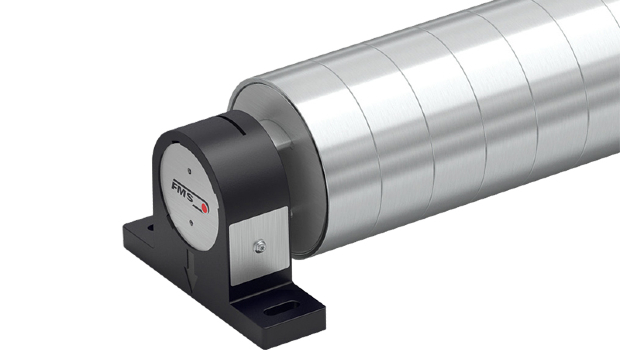 The FMS-segFORCE measuring roller.