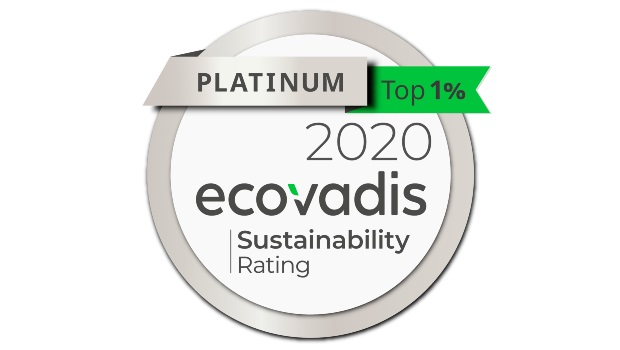Sappi Europe receives a platinum score for sustainability.