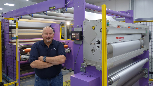 Rob Musto says Nu-Coat's Vetaphone technology gives him peace of mind as well as production efficiency.